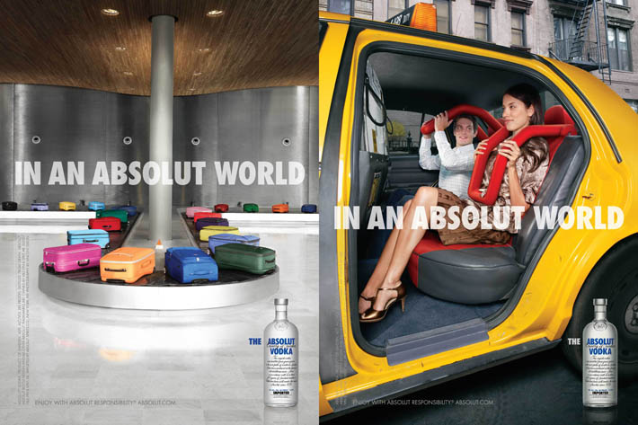 absolut bags