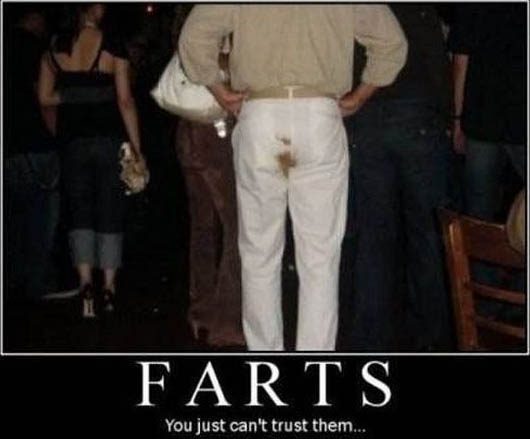 farts prout