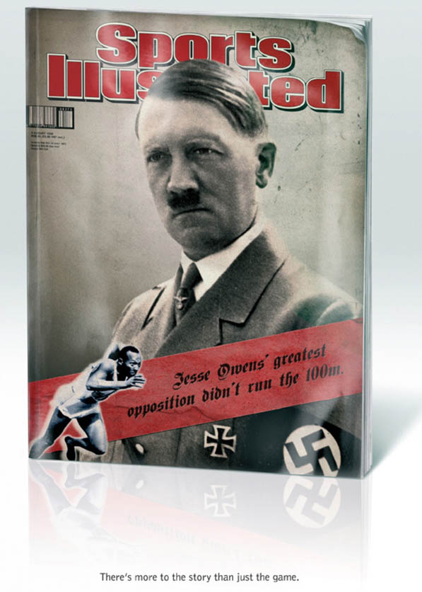 Hitler sports illustrated