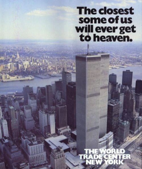 world trade center closest to heaven